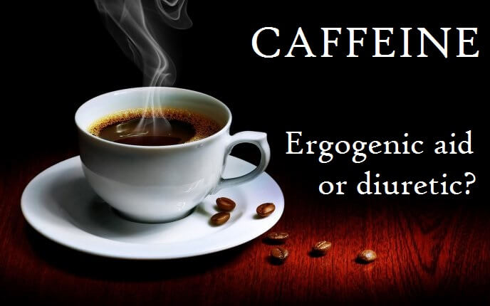 Is caffeine a diuretic?