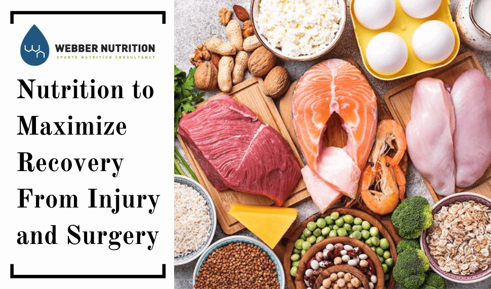 nutrition for injury recovery