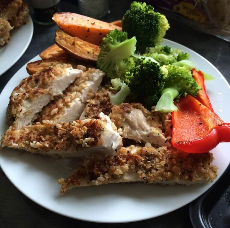 Homemade KFC Chicken   Recipes