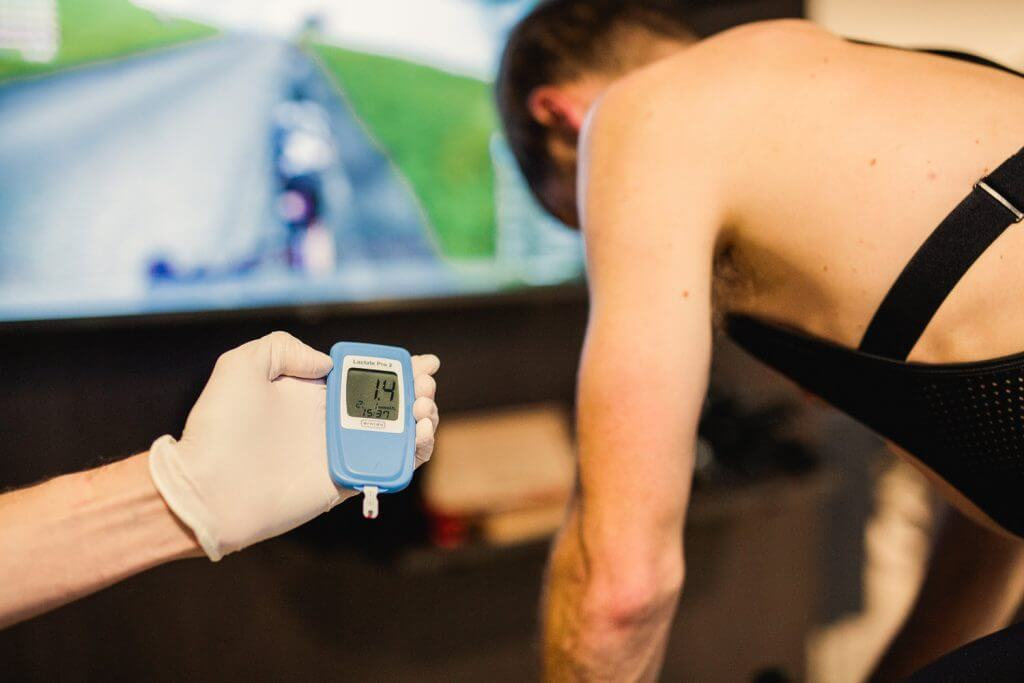 Lactate threshold test | Physiological testing