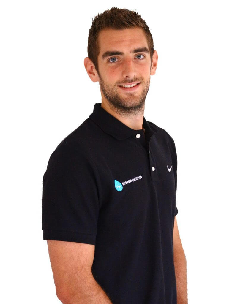 Danny Webber Performance Nutritionist