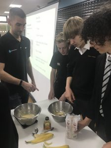 Practical cooking class