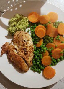 12 week diet