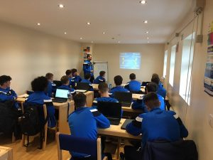 Performance Nutrition Workshop for Clubs