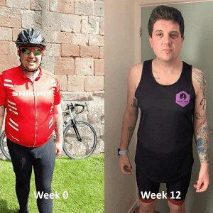 Body Transformation In 12 Weeks
