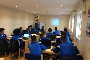 Sports Team Nutrition Workshop