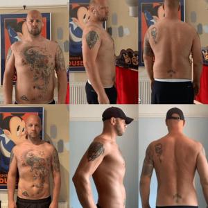 DR - 12 week plan transformation