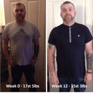 Paul's 12 week body transformation