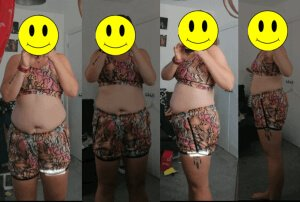 Weight loss in 12 weeks